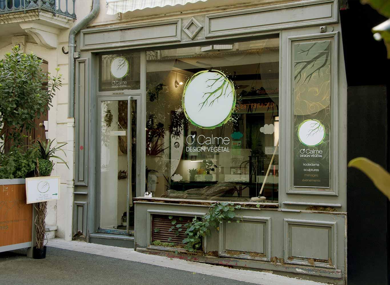 Boutique O'Calme à Alès