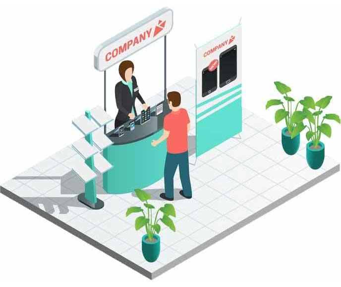 Salons et évènements professionnels